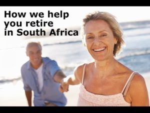 Retire to South Africa
